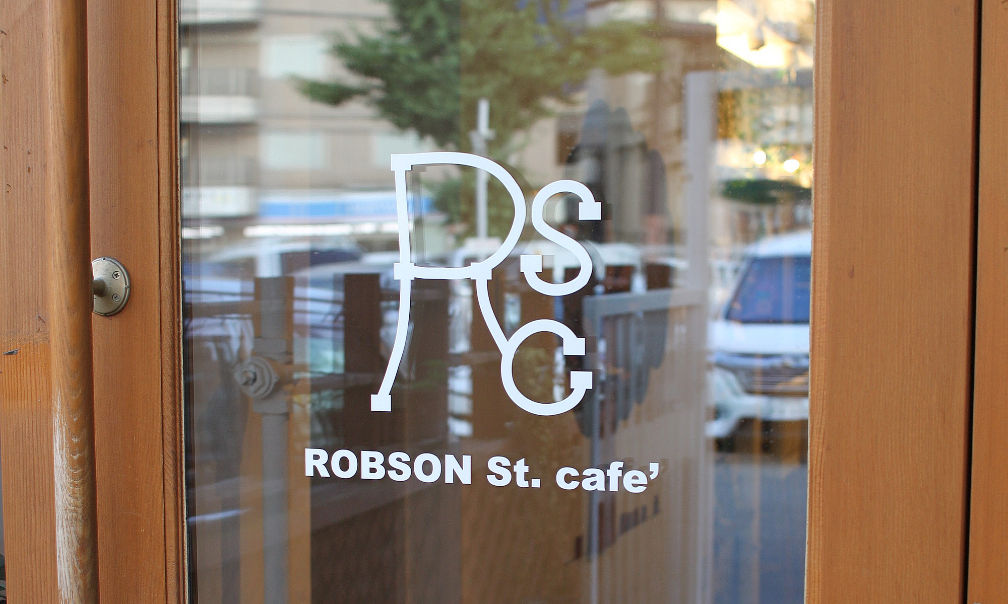 Robson Street Cafe